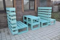 Мебель из дерева для кафе, столы, диваны, перегородки