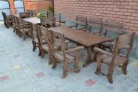 Авторская мебель из дерева для кафе, бара, ресторана
