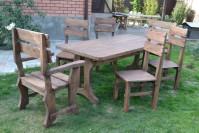 мебель из дерева ручной работы для кухни