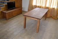 Стол деревянный для переговоров, цвет орех
