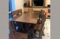 Мебель для беседки из дерева, фото покупателя из Лиски
