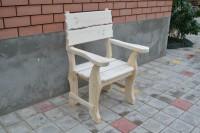 Кресло для бани из сосны!