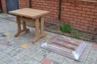Стол для кафе, бара, дома, дачи из дерева