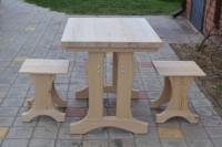 Мебельный набор для маленькой бани!
