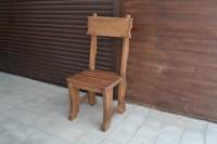 Деревянный стул под старину