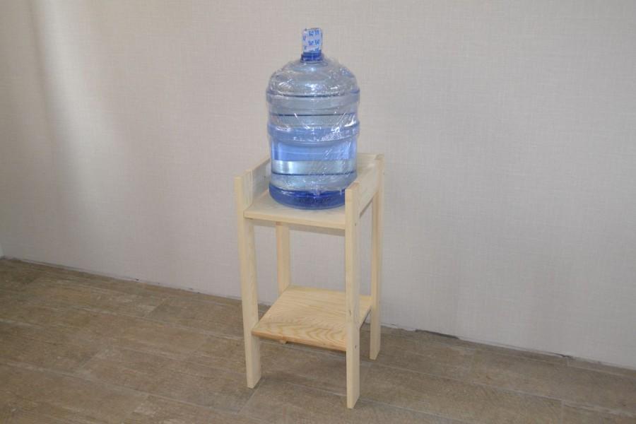 Подставка для воды 19 литров своими руками