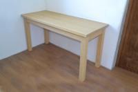 Стол письменный деревянный, цвет дуб