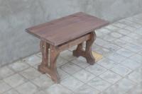Журнальный столик из дерева Шале, цвет палисандр