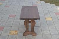 Сервировочный стол из дерева