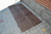 Трапик-решетка из дерева для душа, бани, ванной